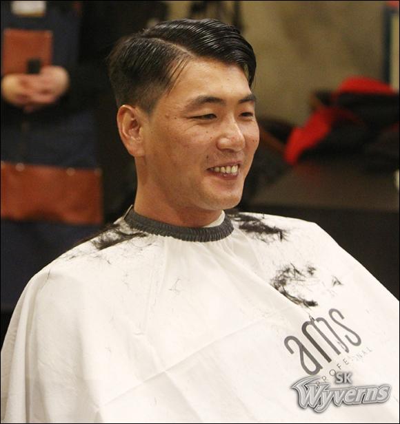 김광현 머리 기부 ⓒ SK 와이번스