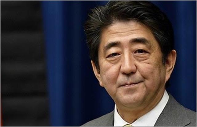 아베 신조 일본 총리. ⓒ연합뉴스