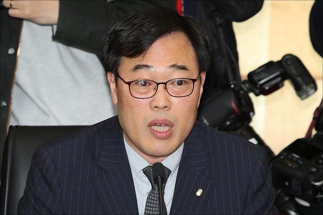 김기식 금융감독원장. ⓒ데일리안 홍금표 기자