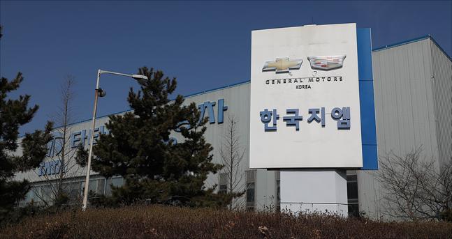 한국지엠 군산공장 전경. ⓒ데일리안 홍금표 기자