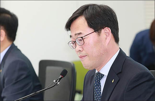김기식 전 금감원장(자료사진)ⓒ데일리안 류영주 기자