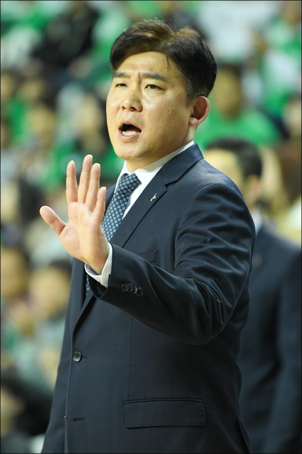 김승기 감독. ⓒ KBL