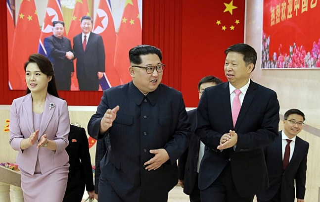 중국이 대북 지원을 재개하더라도 유엔 안보리 차원의 제재 범위를 벗어나지 않을 것으로 예상되지만, 한반도 문제에서 역할을 확대하기 위해 경협 요구를 일부 수용할 수 있어 주목된다.(자료사진) ⓒ연합뉴스