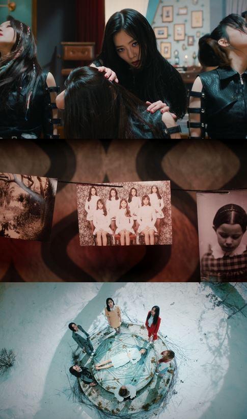 14일 해피페이스엔터테인먼트에 따르면 드림캐쳐의 두 번째 미니앨범