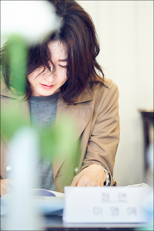 배우 이영애가 영화