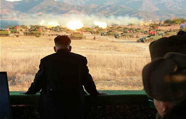 북미정상회담을 앞두고 핵실험장 폐기라는 전격적인 결정을 내린 북한이 돌연 북미회담 취소 가능성을 언급하면서 비핵화 진정성에 대한 회의론에 무게가 실린다.(자료사진) ⓒ노동신문 화면 캡처