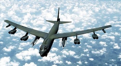 B-52 전략 폭격기 ⓒ미 공군 홈페이지 캡처