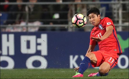 부상으로 월드컵 진출이 좌절된 이근호가 경미한 교통사고를 당했다. ⓒ 데일리안 박항구 기자
