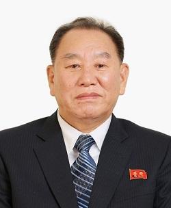 김영철 북한 노동당 부위원장 겸 통일전선부장. ⓒ연합뉴스