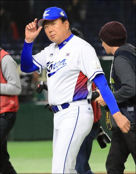 선동열 야구대표팀 감독. ⓒ 연합뉴스