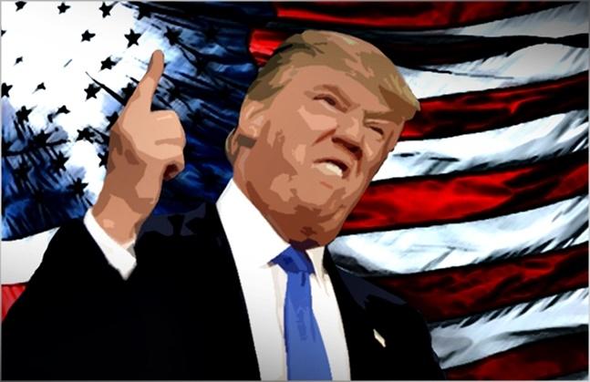 도널드 트럼프 미국 대통령과 김정은 북한 국무위원장은 12일 싱가포르 센토사 섬 카펠라호텔에서 비핵화 담판을 예고했다. ⓒ데일리안