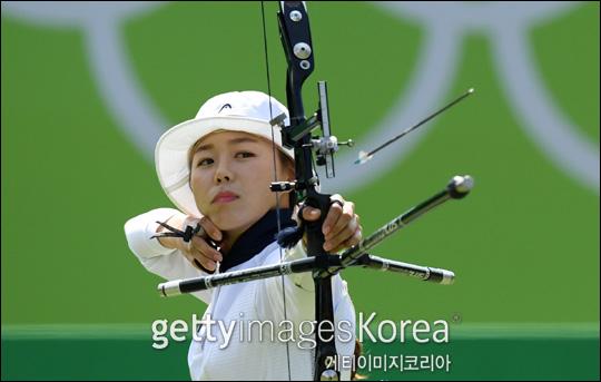 KIA타이거즈가 아시안게임을 앞둔 양궁 국가대표팀의 특별 훈련을 지원한다. ⓒ 게티이미지