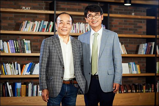 유시민 작가와 전원책 변호사가 MBC 개표방송에 투입된다. ⓒ MBC