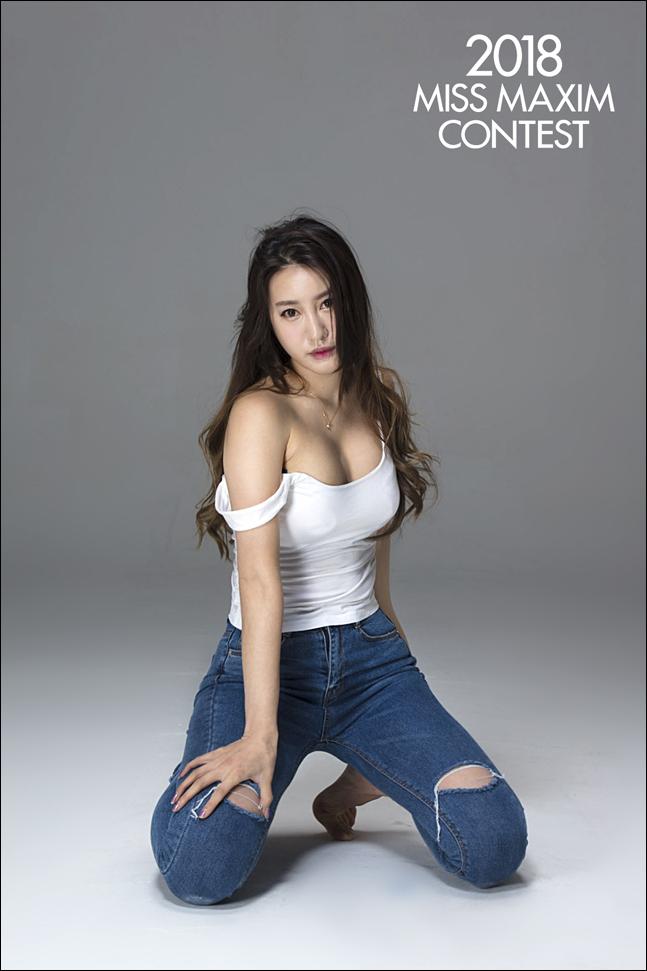 미스맥심 김태정 ⓒ 맥심