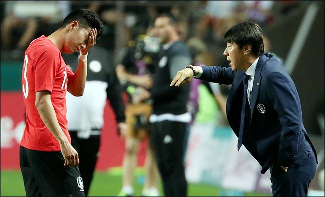 독일전 2골차 승리도 희망고문에 그칠 가능성이 높다. ⓒ 데일리안 박항구 기자