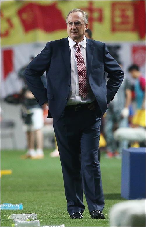 울리 슈틸리케 전 감독의 한국 대표팀을 향한 과도한 비판이 불편함을 자아내고 있다. ⓒ 데일리안DB