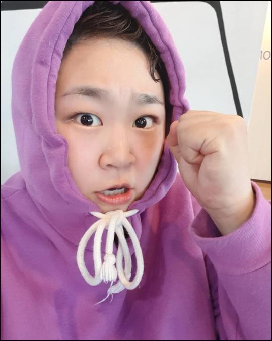 홍윤화가 폭풍 감량에 성공했다. ⓒ 홍윤화 인스타그램