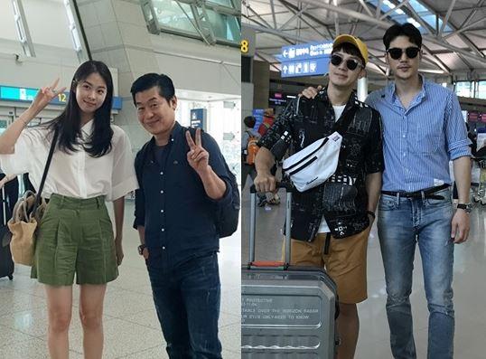중화요리 마스터 이연복 셰프가 김강우, 허경환, 서은수를 이끌고 중국으로 떠났다.ⓒ tvN