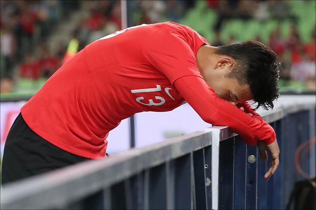 대표팀 에이스 손흥민은 그 어느 때보다 바쁜 일정을 소화하고 있다. ⓒ 데일리안 홍금표 기자