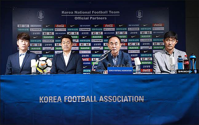 2018 자카르타-팔렘방 아시안게임에 출전하는 23세 이하(U-23) 축구대표팀의 일정이 모두 확정됐다. ⓒ 데일리안 류영주 기자