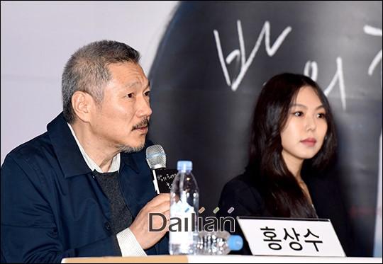 홍상수 감독과 배우 김민희가 로카르노 국제영화제에 동반 참석했다. ⓒ 데일리안