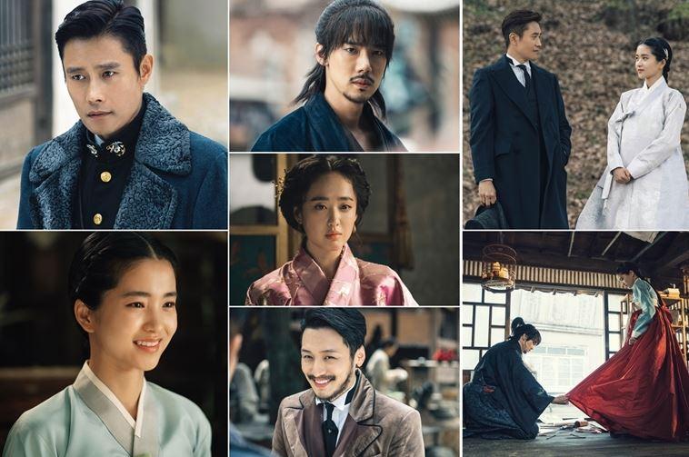 중반부에 들어선 '미스터 션샤인'이 몰입도를 높일 2막 관전 포인트를 공개했다. ⓒ tvN