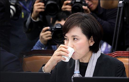 유은혜 사회부총리 겸 교육부장관 후보자(자료사진). ⓒ데일리안 박항구 기자