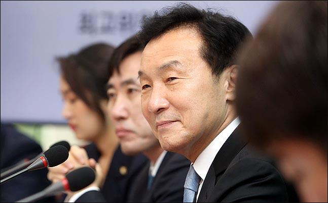 손학규 바른미래당 대표(자료사진). ⓒ데일리안 박항구 기자