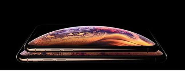 아이폰XS 시리즈. ⓒ 애플 홈페이지