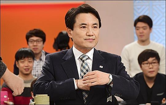 54세의 재선 김진태 자유한국당 의원(자료사진)의 내년 2월 전당대회 당권도전설이 최근 당내외에서 급속도로 대두되고 있다. ⓒ국회사진공동취재단