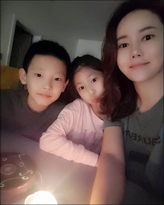 배우 박잎선이 송종국을 언급해 눈길을 끌고 있다. ⓒ 박잎선 인스타그램