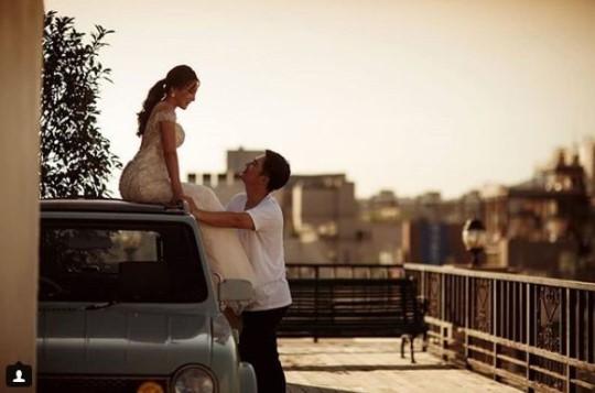가수 리치가 결혼 소식을 전했다. ⓒ 리치 SNS
