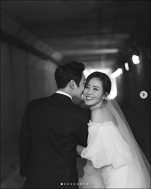 KBS 기상캐스터 오수진이 결혼한다. ⓒ 오수진 인스타그램