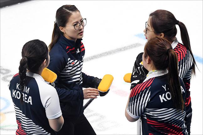 여자컬링대표팀