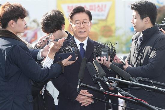 이재명 경기도지사(자료사진)ⓒ데일리안 홍금표 기자