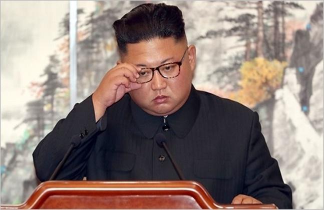 김정은 북한 국무위원장.(자료사진) ⓒ평양사진공동취재단