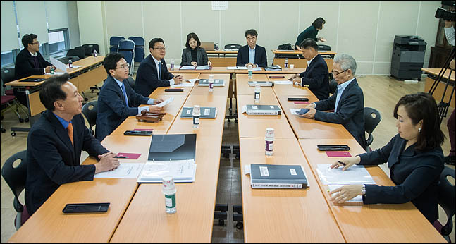 자유한국당 조강특위회의(자료사진) ⓒ데일리안