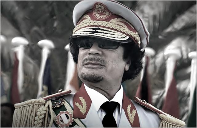 2011년 반정부 시위로 사살당한 리비아의 전 독재자 무아마르 알 카다피 ⓒPsychology Today