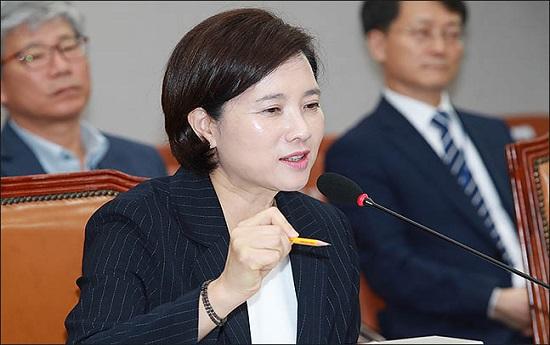 유은혜 부총리 겸 교육부장관 ⓒ데일리안