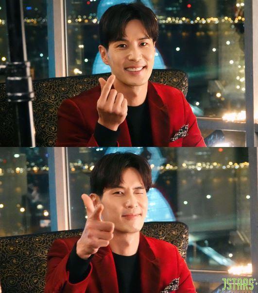 배우 김지석이 tvN