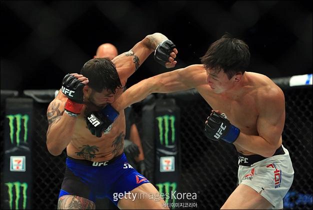 [UFC]최두호 ⓒ 게티이미지