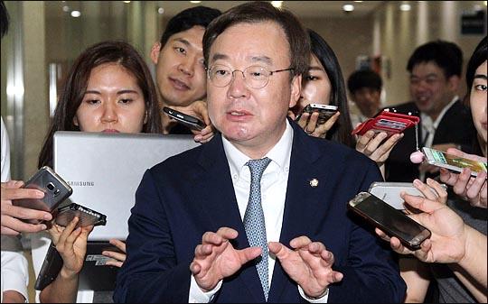강효상 자유한국당 의원(자료사진). ⓒ데일리안 박항구 기자