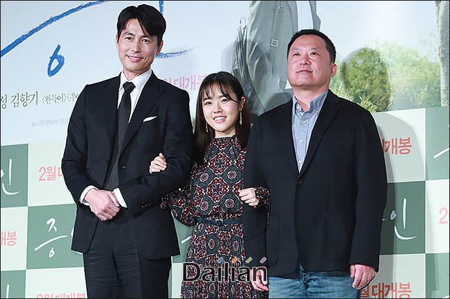 10일 오전 서울 광진구 롯데시네마 건대입구점에서 열린 영화