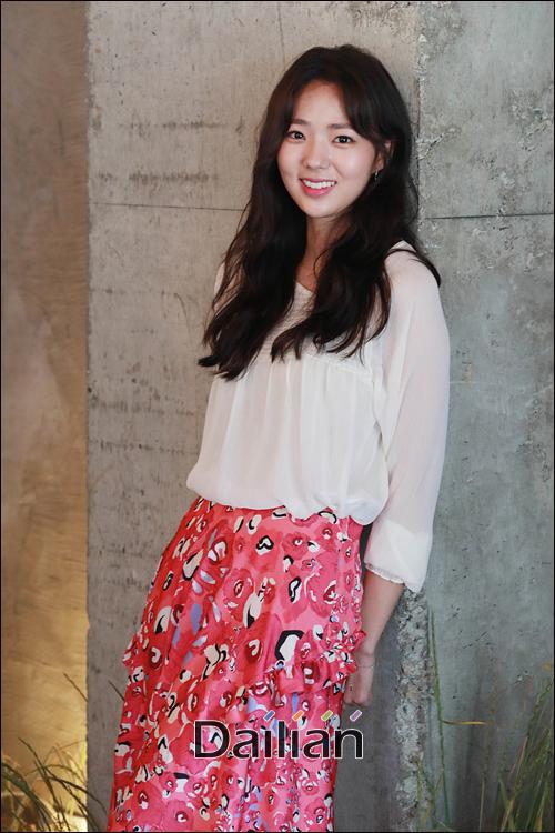 배우 채수빈이 킹콩바이스타쉽과 전속계약을 체결했다.ⓒ데일리안 홍금표 기자