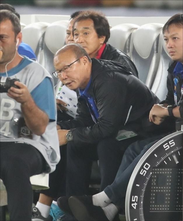박항서의 베트남이 극적으로 16강에 합류했다. ⓒ 연합뉴스