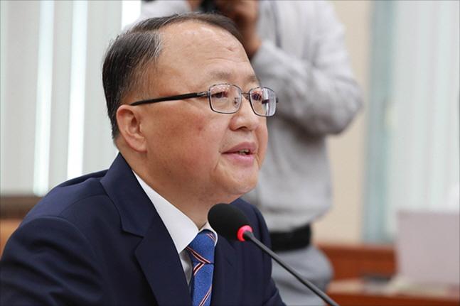 한승희 국세청장. ⓒ데일리안 홍금표 기자