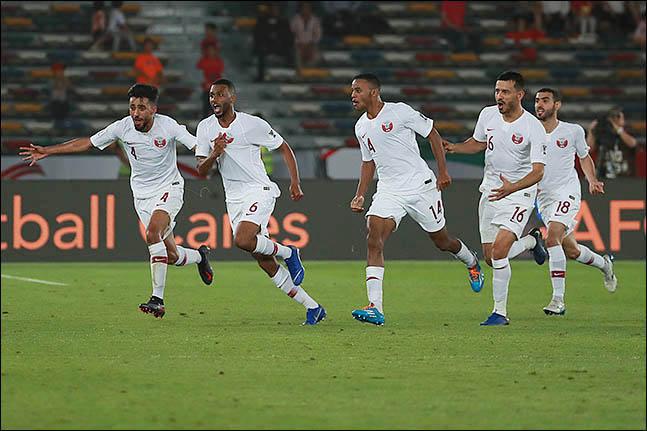아시안컵 8강서 한국을 제압한 카타르가 결승 진출에 성공했다. ⓒ 데일리안 류영주 기자