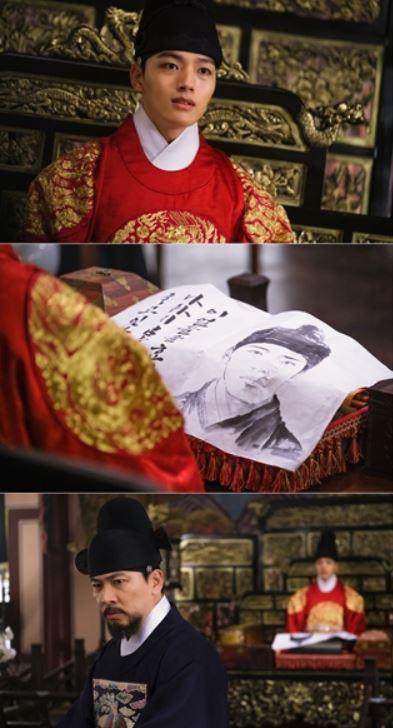 '왕이 된 남자' 광대 여진구와 도승지 김상경이 위기에 처했다. ⓒ tvN