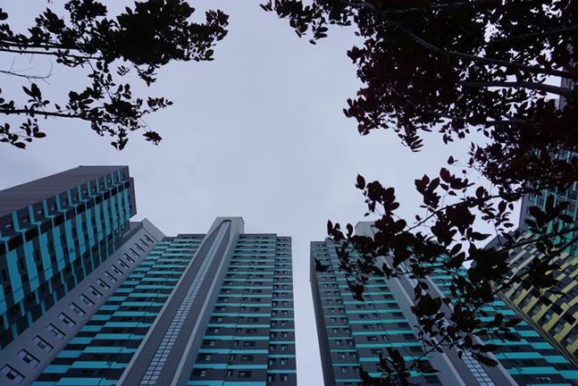 정비사업 수주경쟁이 지역에 따라 양극화가 심화되고 있다. 사진은 대구의 한 아파트 모습.(자료사진) ⓒ게티이미지뱅크