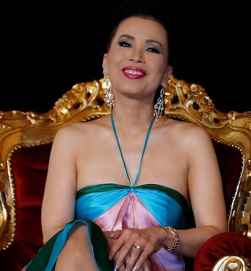 마하 와치랄롱꼰(라마 10세) 태국 국왕의 손위 누이인 우본랏 라차깐야 공주 ⓒ연합뉴스